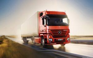 оказание услуг по перевозке грузов