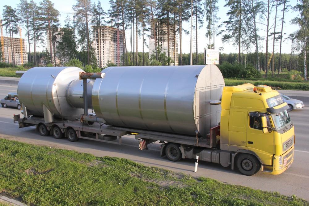 перевозка тяжеловесных и крупногабаритных грузов автомобильным транспортом